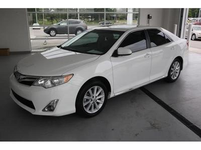 2012 Toyota Camry XLE Sedan for sale in Manchester for $23,900 with 29,098 miles.