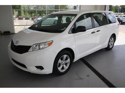 2011 Toyota Sienna Base Minivan for sale in Manchester for $20,500 with 32,742 miles.