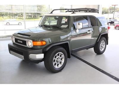 2011 Toyota FJ Cruiser Base SUV for sale in Manchester for $26,900 with 42,696 miles.