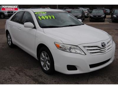 2011 Toyota Camry LE Sedan for sale in Memphis for $15,977 with 43,656 miles.