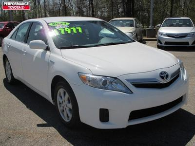 2011 Toyota Camry Hybrid Sedan for sale in Memphis for $27,050 with 33,214 miles.