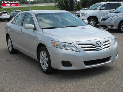 2011 Toyota Camry LE Sedan for sale in Memphis for $15,577 with 36,719 miles.