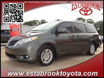 2013 Toyota Sienna Minivan for sale in Pascagoula for $31,990 with 11,016 miles.