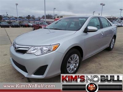 2012 Toyota Camry LE Sedan for sale in Laurel for $17,997 with 43,405 miles.