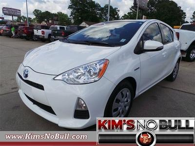 2013 Toyota Prius C Hatchback for sale in Laurel for $19,964 with 8,245 miles.