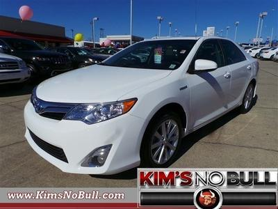 2012 Toyota Camry Hybrid XLE Sedan for sale in Laurel for $24,995 with 20,325 miles.