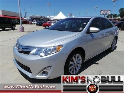2012 Toyota Camry XLE Sedan for sale in Laurel for $19,769 with 36,860 miles.