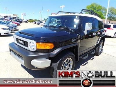 2012 Toyota FJ Cruiser Base SUV for sale in Laurel for $28,840 with 29,725 miles.