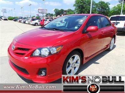 2013 Toyota Corolla Sedan for sale in Laurel for $17,289 with 22,355 miles.