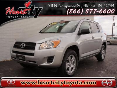 Used 2011 Toyota RAV4 - Elkhart IN