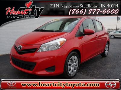 Used 2012 Toyota Yaris - Elkhart IN
