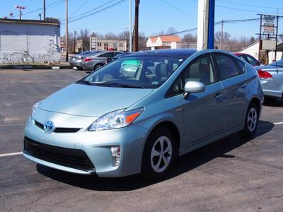 2013 Toyota Prius Hatchback for sale in Warren for $26,000 with 12,708 miles.