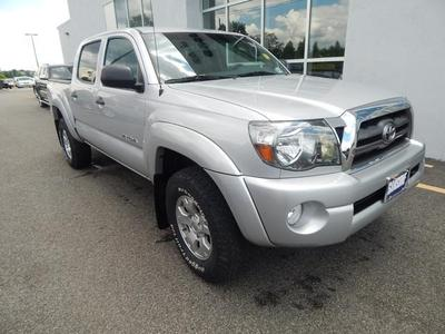 2010 Toyota Tacoma Double Cab Crew Cab Pickup for sale in Avenel for $29,491 with 16,861 miles.