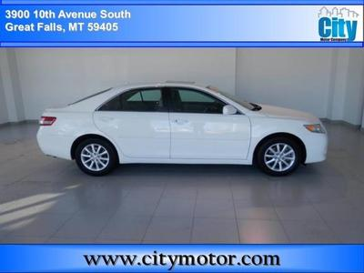 2011 Toyota Camry XLE Sedan for sale in Kenosha for $19,998 with 19,411 miles.
