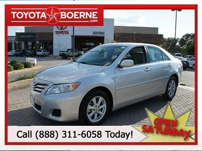 2011 Toyota Camry LE Sedan for sale in Boerne for $14,988 with 48,544 miles.