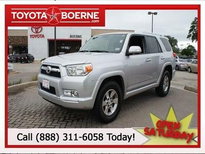 2013 Toyota 4Runner SUV for sale in Boerne for $31,988 with 36,825 miles.