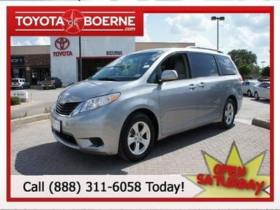 2013 Toyota Sienna Minivan for sale in Boerne for $26,988 with 24,862 miles.