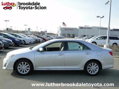 2014 Toyota Camry Sedan for sale in Minneapolis for $26,995 with 286 miles.