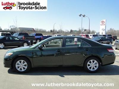 2011 Toyota Camry LE Sedan for sale in Minneapolis for $17,995 with 14,321 miles.