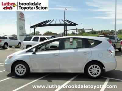 2013 Toyota Prius V Wagon for sale in Minneapolis for $25,277 with 2,426 miles.