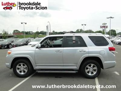 2011 Toyota 4Runner SR5 SUV for sale in Minneapolis for $28,299 with 67,158 miles.