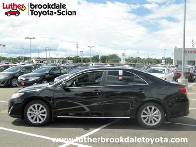 2012 Toyota Camry XLE Sedan for sale in Minneapolis for $21,995 with 29,883 miles.