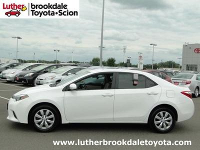 2014 Toyota Corolla Sedan for sale in Minneapolis for $16,977 with 5,660 miles.