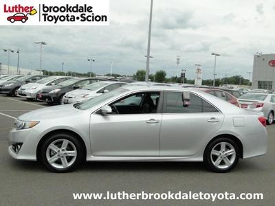 2012 Toyota Camry SE Sedan for sale in Minneapolis for $19,477 with 23,064 miles.