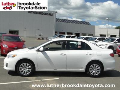 2012 Toyota Corolla LE Sedan for sale in Minneapolis for $14,995 with 26,493 miles.
