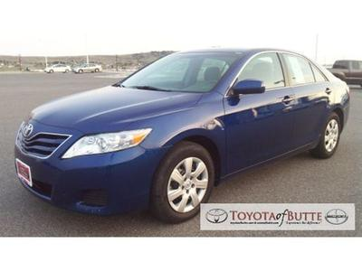 2011 Toyota Camry LE Sedan for sale in Butte for $16,995 with 15,938 miles.