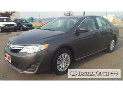 2012 Toyota Camry LE Sedan for sale in Butte for $19,995 with 11,813 miles.