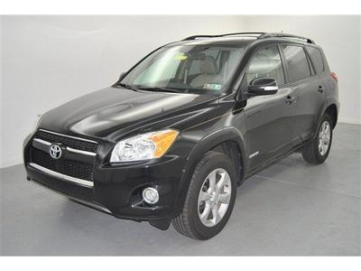2011 Toyota RAV4 Limited SUV for sale in Philadelphia for $19,995 with 50,145 miles.