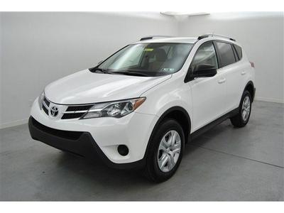 2013 Toyota RAV4 SUV for sale in Philadelphia for $22,994 with 9,048 miles.