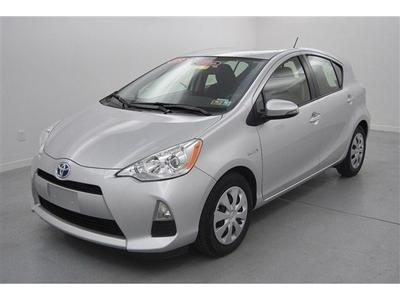 2013 Toyota Prius C Hatchback for sale in Philadelphia for $18,999 with 1,034 miles.