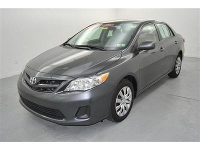 2012 Toyota Corolla LE Sedan for sale in Philadelphia for $14,900 with 15,731 miles.