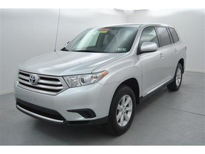 2011 Toyota Highlander Base SUV for sale in Philadelphia for $24,554 with 35,749 miles.