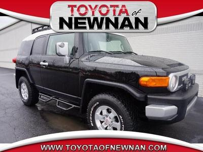 2011 Toyota FJ Cruiser Base SUV for sale in Newnan for $27,729 with 49,214 miles.