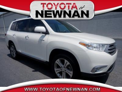 2011 Toyota Highlander Base SUV for sale in Newnan for $28,599 with 60,528 miles.