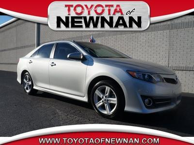 2012 Toyota Camry SE Sedan for sale in Newnan for $18,488 with 29,855 miles.
