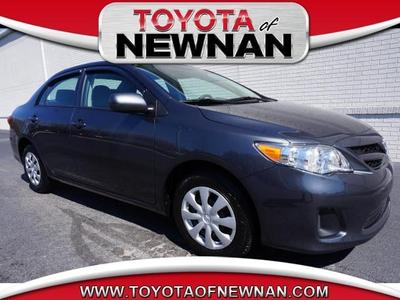 2013 Toyota Corolla Sedan for sale in Newnan for $16,989 with 11,481 miles.