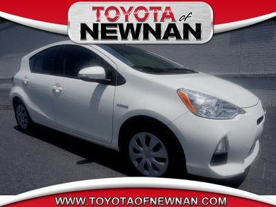 2013 Toyota Prius C Hatchback for sale in Newnan for $17,989 with 19,610 miles.