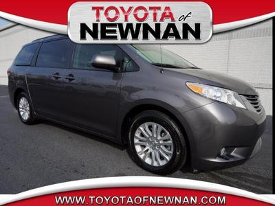 2013 Toyota Sienna Minivan for sale in Newnan for $32,979 with 7,963 miles.