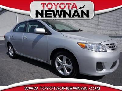 2013 Toyota Corolla Sedan for sale in Newnan for $17,399 with 22,196 miles.