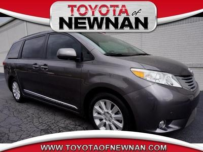 2011 Toyota Sienna Base Minivan for sale in Newnan for $30,989 with 7,249 miles.