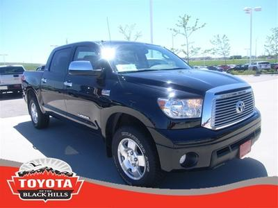 2011 Toyota Tundra Limited Crew Cab Pickup for sale in Rapid City for $35,990 with 44,215 miles.
