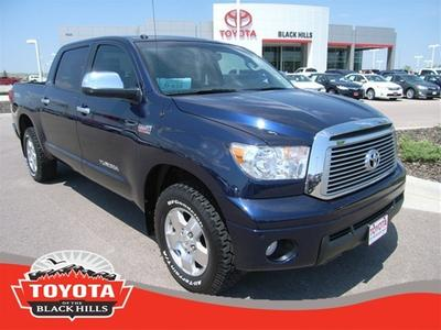 2010 Toyota Tundra Limited Crew Cab Pickup for sale in Rapid City for $36,990 with 42,426 miles.