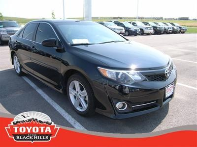 2013 Toyota Camry Sedan for sale in Rapid City for $23,990 with 13,677 miles.