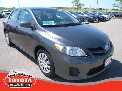 2012 Toyota Corolla LE Sedan for sale in Rapid City for $15,990 with 25,736 miles.