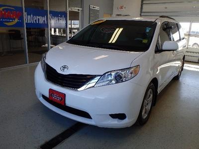 2012 Toyota Sienna Base Minivan for sale in Watertown for $28,500 with 13,101 miles.