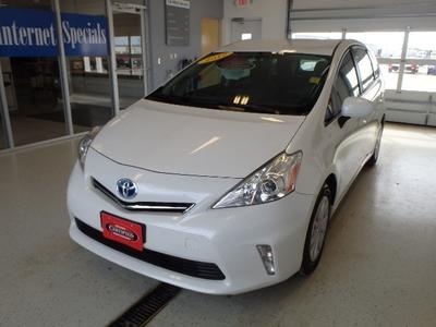 2012 Toyota Prius V Three Wagon for sale in Watertown for $23,500 with 51,029 miles.